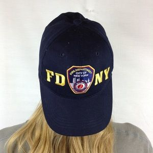 New York City Fire Department Official Hat
